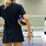 Volleyball Sommertraining