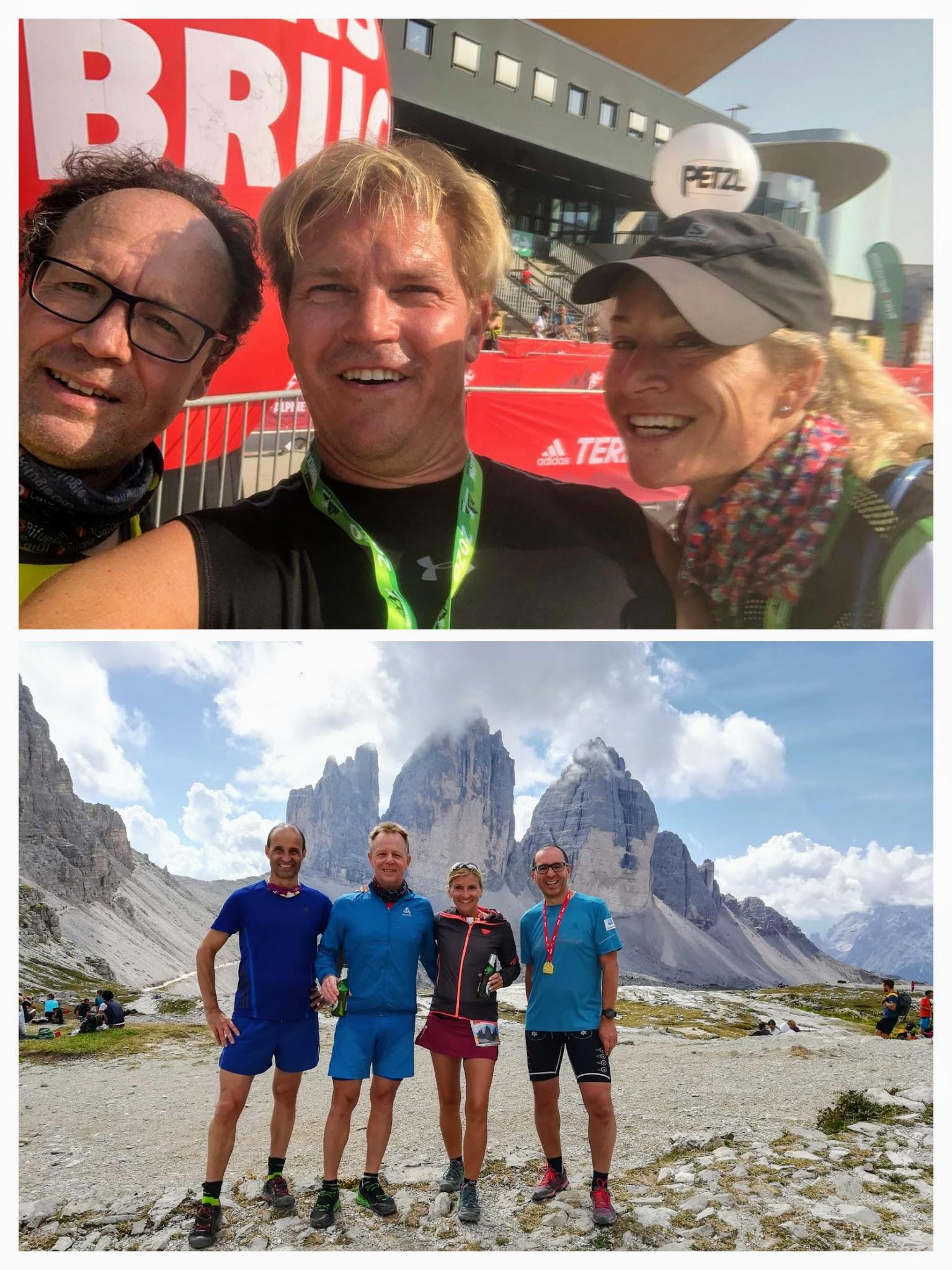 PostSV-Läuferinnen und Läufer erfolgreich im Ausland!
